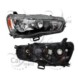 Lampa przednia / reflektor HALOGEN - prawy - Outlander CW_W - 8301B554 - DEPO