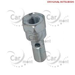 Łącznik pompa vacuum / czujnik ciśnienia oleju - Pajero 2.8 TD - ME200260 - Oryginał