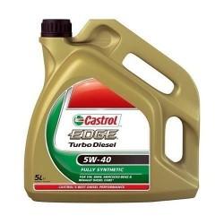 Olej silnikowy CASTROL EDGE 5W-40 5L