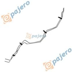 Rurki tylnego ogrzewania - Pajero III LONG MN123337