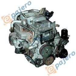 Silnik 3.2 DI-D - Pajero III