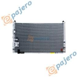 Chłodnica klimatyzacji / skraplacz - Hyundai Galloper