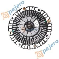 Sprzęgło wiskotyczne wentylatora - Pajero 2.5 TD