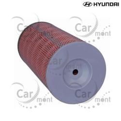 Filtr powietrza - Galloper / Pajero 2.5 TD - 28130-44000 Oryginał