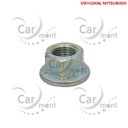 Nakrętka śruby zawieszenia - Pajero L200 Outlander - MU431006
