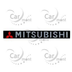 Naklejka Mitsubishi - nakładka klamki tylnej klapy - MR245826