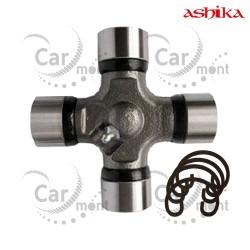 Krzyżak wału napędowego 77x25 - Pajero L200 L300 L400 - MR196838 - Ashika