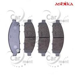 Klocki hamulcowe - przód - L200 2.5 DiD KB4 - 4605A198 - Ashika