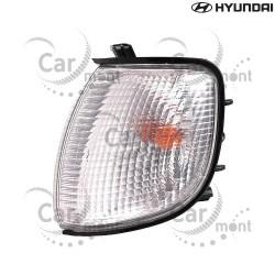 Kierunkowskaz lewy - Hyundai Galloper - HR804-401 - Oryginał