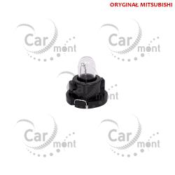 Żarówka zegara - górna belka - Pajero III - MR506552 - Oryginał