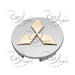 Osłona, kapsel na alufelgę - logo - Pajero L200 Outlander - 4252A042