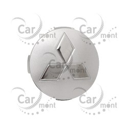 Osłona kapsel na alufelgę - logo - Pajero III 2003-2006 - MR992254