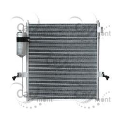 Chłodnica klimatyzacji / skraplacz - 468x436x16 - L200 2.5 DID KB4 - 7812A171