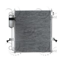 Chłodnica klimatyzacji 468x517x16 - L200 2.5 DID KB4 - MN123642