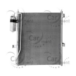 Chłodnica klimatyzacji 468x547x16 - L200 2.5 DID KB4 - MN123642