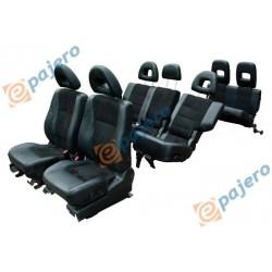 Komplet foteli - Pajero III