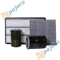 Komplet filtrów do Pajero III 3.2 DI-D