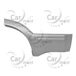 Nakładka na tylne prawe drzwi - silver - Pajero III 2002-2006 LONG - MN133682HA