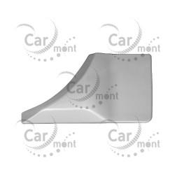 Nakładka na tylną klapę - prawa - silver - Pajero III 2002-2006 - MN117244HA