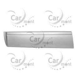 Nakładka na przednie lewe drzwi - silver - Pajero III 2002-2006 LONG - MN117287HD