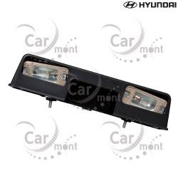Osłona klamki tylnej klapy lampki rejestracji - Pajero I Galloper - HR630-421 MB359386