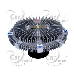 Sprzęgło wiskotyczne wentylatora - L200 2.5 DiD KB4 -1320A032 1320A009