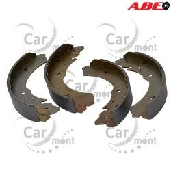 Szczęki hamulcowe - tył - L200 2.5 DID KB4 - 4600A106 4600A122 - ABE