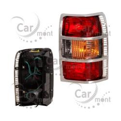 Tylna prawa lampa - Pajero II - MB683992 MB831090