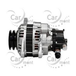 Alternator z vacuum pompą - Pajero Sport L200 2.5 TD Hyunda H1 - 37300-42355