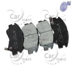 Klocki hamulcowe - przód - Pajero I L200 L300 - MR162524 MR389526 - BluePrint