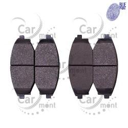 Klocki hamulcowe - przód - Hyundai Galloper 2.5TD 3.0 - SB000100 58101-M1A00 - BluePrint