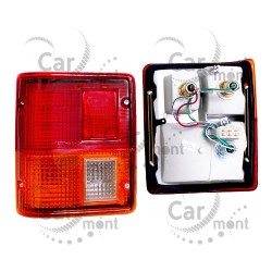 Tylna lampa - lewa - Pajero I - MB283725 MB377579