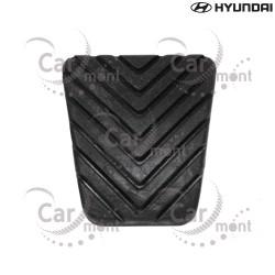 Guma na pedał hamulca sprzęgła - Hyundai Galloper - 32825-36000 32825-M2000