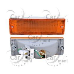 Lampa postojowa w zderzak lewa - L200 K34 - MB527079 MB912715