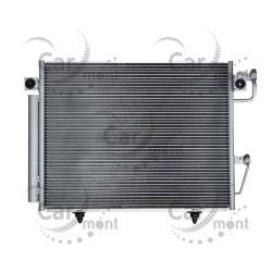 Chłodnica klimatyzacji / skraplacz -Pajero IV 3.2 DiD 3.8 - 7812A156 - Nissens