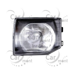 Reflektor lewy / lampa przednia - Pajero II - MB683891