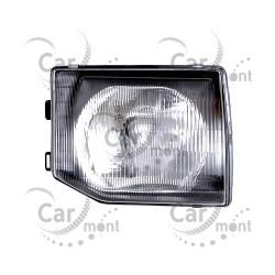 Reflektor prawy / lampa przednia - Pajero II - MB683892 MB831066