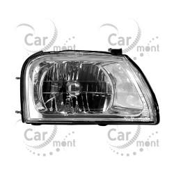 Lampa przednia / reflektor - prawy - L200 2.5TD K74 - MR439534