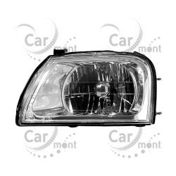 Lampa przednia / reflektor - lewy - L200 2.5TD K74 - MR439533