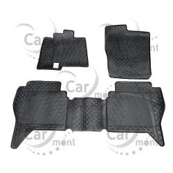 Dywaniki samochodowe gumowe - Pajero IV - LONG - MZ314532