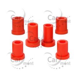 Tuleja tuleje resora - poliuretan - Pajero I Galloper - MB111203 MB111071 MT362394