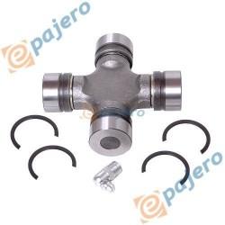 Krzyżak tylnego wału 30x101 - L200 2.5 DID Pajero 2.8 - MR377128