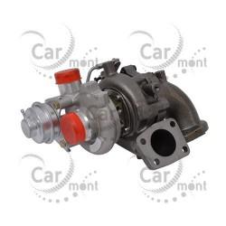 Turbosprężarka - Pajero L200