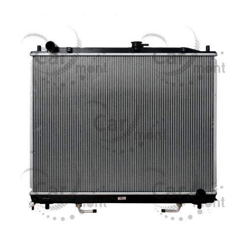 Chłodnica wody - Pajero III IV 3.2 DiD - MR968133 MR968289 1350A155 - Koyo
