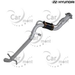 Rura wlewu paliwa - Hyundai Terracan 2.5TD 2.9 CRDi - 31030-H1032 - Oryginał