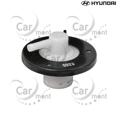 Odpowietrznik zbiornika paliwa - Hyundai Galloper 2.5TD 3.0 - HR173112 - Oryginał