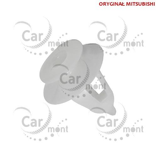 Kołek spinka montażowa atrapy - Pajero III L400 Pinin - MB880530 - Oryginał