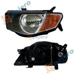 Reflektor lewy - L200 III