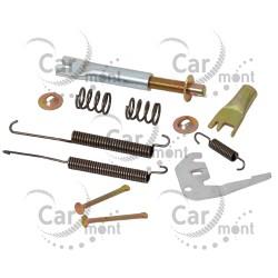 Zestaw naprawczy szczęk hamulcowych - LH - L200 2.5 TD K74