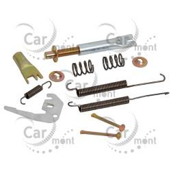 Zestaw naprawczy szczęk hamulcowych - RH - L200 2.5 TD K74 L400